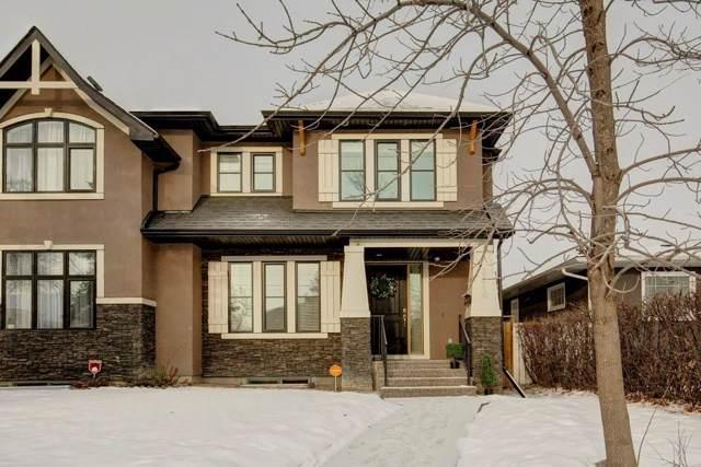 3518 8 Avenue SW, Calgary, AB T3C 0E9 (#C4278128) :: Redline Real Estate Group Inc