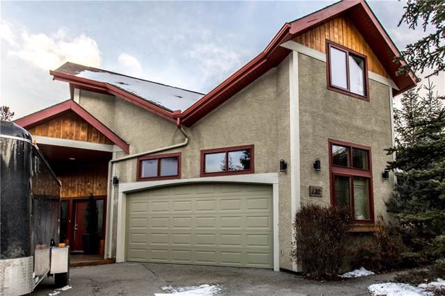 132 Eagle Terrace Road, Canmore, AB T1W 2Y5 (#C4278134) :: Canmore & Banff