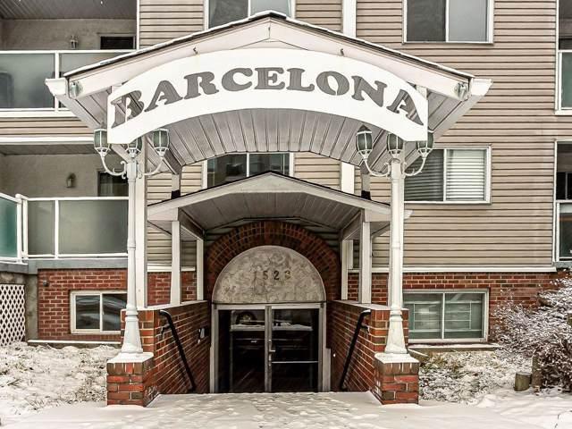 1528 11 Avenue SW #104, Calgary, AB T3C 0M9 (#C4278147) :: Redline Real Estate Group Inc