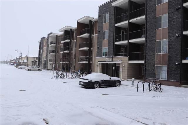 355 Taralake Way NE #208, Calgary, AB T3J 0M1 (#C4278151) :: Canmore & Banff