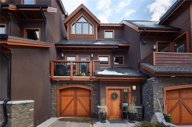 22 Streamside Lane, Canmore, AB T1W 0J2 (#C4278158) :: The Cliff Stevenson Group