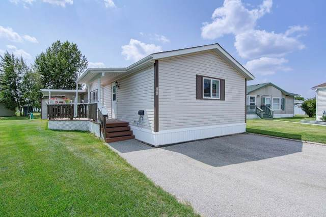206 Ranchwood Lane, Strathmore, AB T1P 1M8 (#C4278159) :: Virtu Real Estate