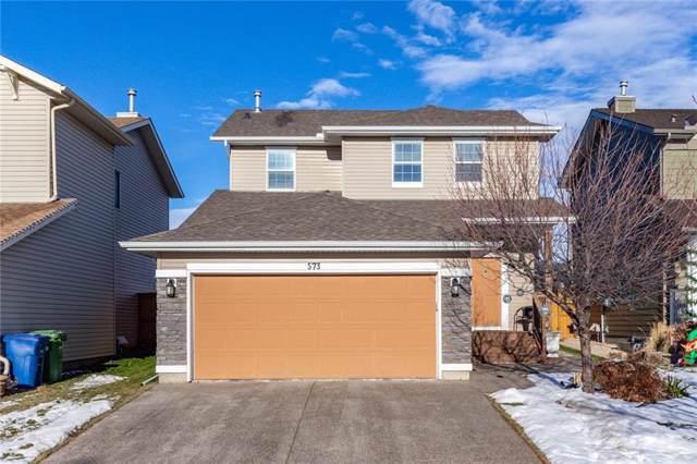573 Tanner Drive SE, Airdrie, AB T4A 2E7 (#C4278162) :: Virtu Real Estate