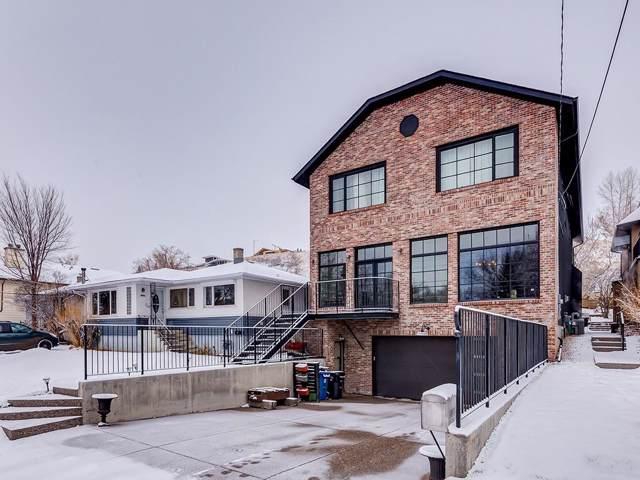 2520 7 Avenue NW, Calgary, AB T2N 1A4 (#C4278176) :: Redline Real Estate Group Inc