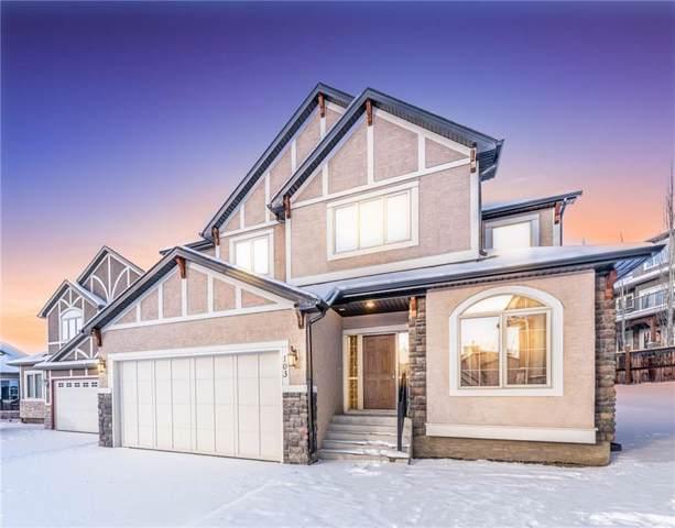 103 Tusslewood View NW, Calgary, AB T3L 2Y4 (#C4278180) :: Calgary Homefinders