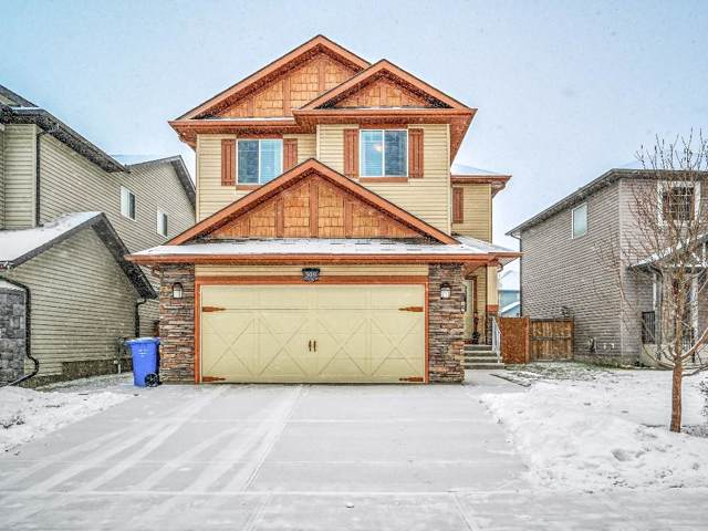309 Brightonstone Green SE, Calgary, AB T2Z 0G9 (#C4278190) :: Canmore & Banff