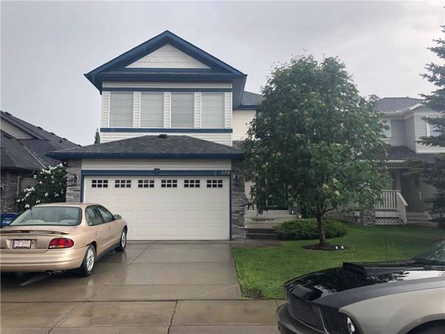 134 Coopers Close SW, Airdrie, AB T4B 2X1 (#C4278200) :: Canmore & Banff