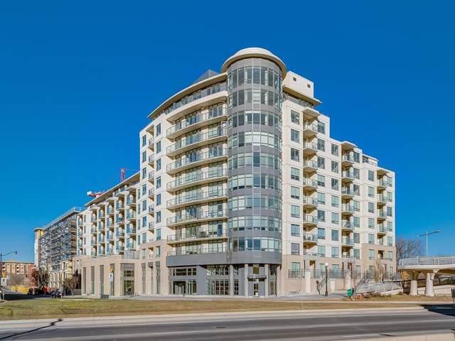 38 9 Street NE #510, Calgary, AB T2E 7X9 (#C4278213) :: Redline Real Estate Group Inc