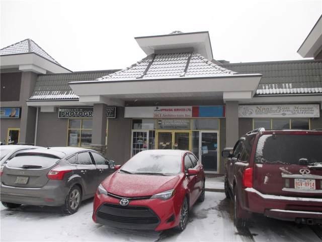 3132 26 Street NE 329 & 331, Calgary, AB T1Y 6Z1 (#C4278217) :: Redline Real Estate Group Inc