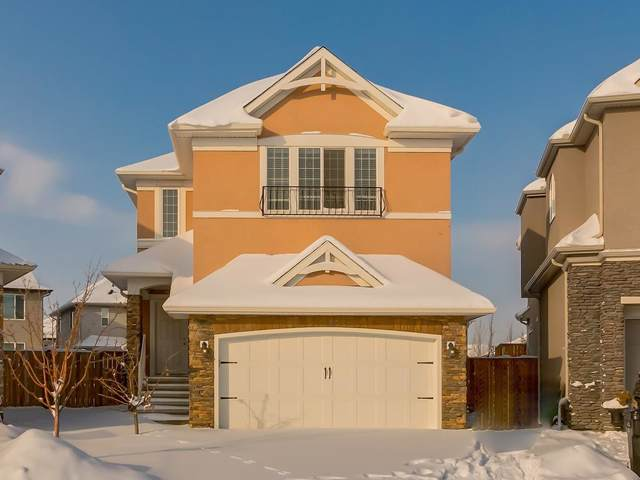 83 Cranford Green SE, Calgary, AB T3M 0J1 (#C4278219) :: Redline Real Estate Group Inc