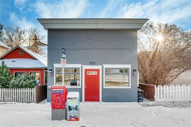 703 23 Avenue SE, Calgary, AB T2G 1N7 (#C4278242) :: The Cliff Stevenson Group