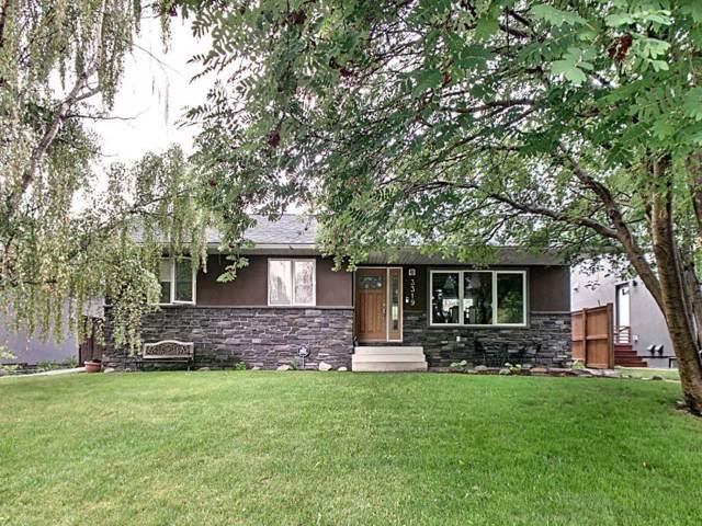 3319 Caribou Drive NW, Calgary, AB T2L 0S4 (#C4278251) :: Calgary Homefinders