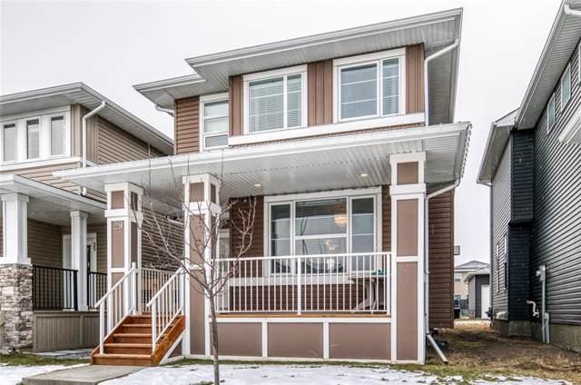 29 Redstone Villa(S) NE, Calgary, AB T3N 0M4 (#C4278258) :: Redline Real Estate Group Inc