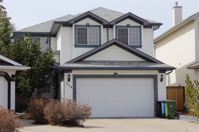 319 Bridlewood Circle SW, Calgary, AB T2Y 3L9 (#C4278268) :: The Cliff Stevenson Group