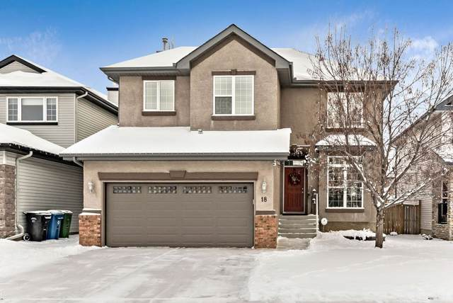 18 Wentworth Gate SW, Calgary, AB T2H 4L7 (#C4278279) :: Canmore & Banff