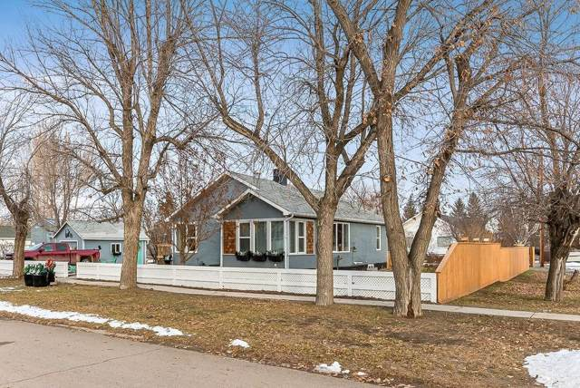 405 Grand Avenue, Carmangay, AB T0L 0N0 (#C4278306) :: Redline Real Estate Group Inc