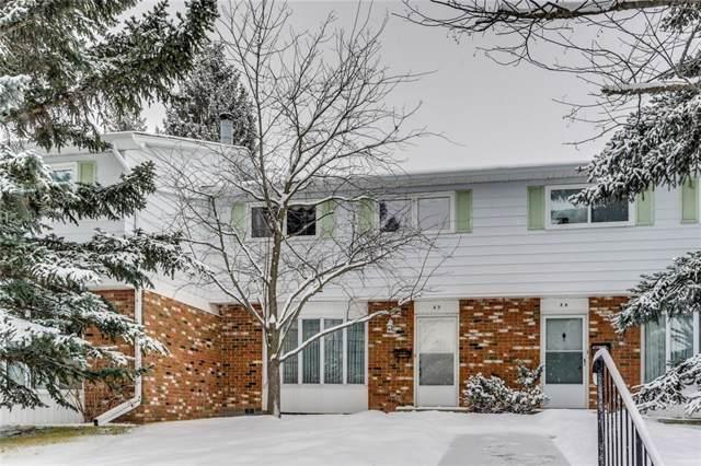 2815 Palliser Drive SW #83, Calgary, AB T2V 3S8 (#C4278318) :: Canmore & Banff