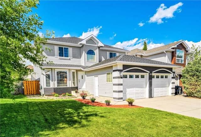 307 Rocky Ridge Cove NW, Calgary, AB T3G 4K1 (#C4278345) :: Redline Real Estate Group Inc