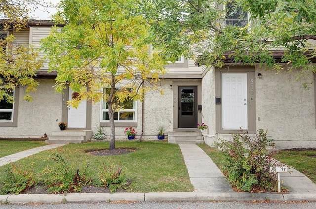 208 Deerpoint Lane SE, Calgary, AB T2J 6M7 (#C4278352) :: Redline Real Estate Group Inc