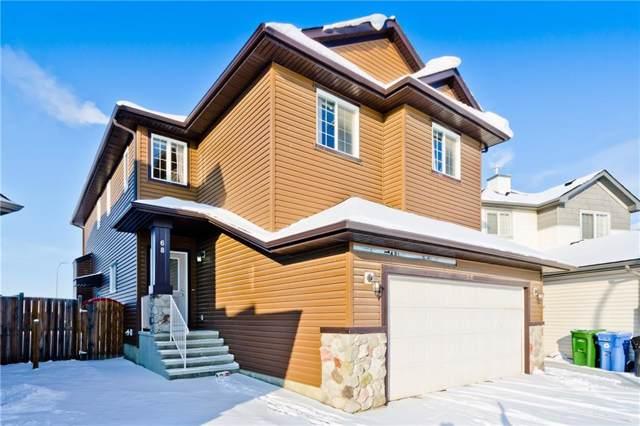 68 Saddlecrest Garden(S) NE, Calgary, AB T3J 0C4 (#C4278360) :: Canmore & Banff