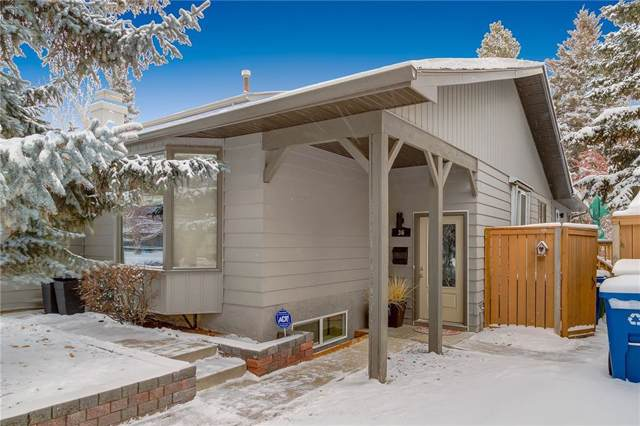 36 Oakvale Place SW, Calgary, AB T2V 1H4 (#C4278365) :: Canmore & Banff