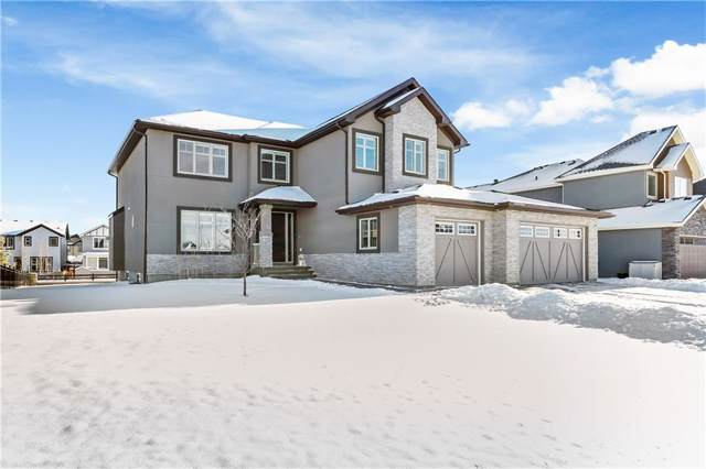 74 Silverado Ranch Way SW, Calgary, AB T2X 0K1 (#C4278366) :: Canmore & Banff