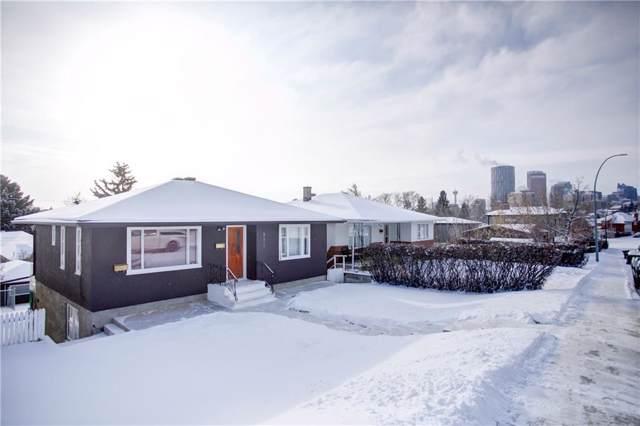 825 Bridge Crescent NE, Calgary, AB T2E 5B6 (#C4278374) :: Redline Real Estate Group Inc