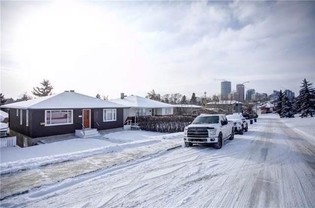 819 Bridge Crescent NE, Calgary, AB T2E 5B6 (#C4278377) :: The Cliff Stevenson Group