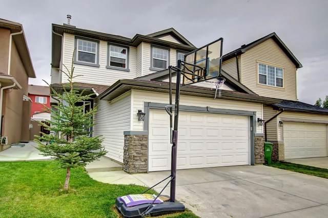 7 Saddlecrest Garden(S) NE, Calgary, AB T3J 0C4 (#C4278389) :: Canmore & Banff
