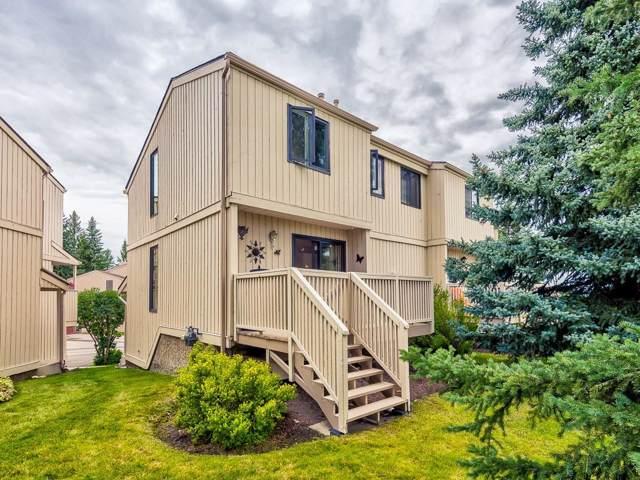 225 Berwick Drive NW #8, Calgary, AB T3K 1P6 (#C4278395) :: Virtu Real Estate