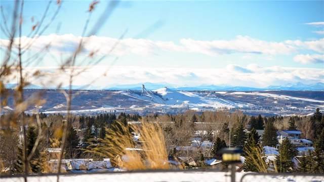 103 Edgemont Estates Drive NW, Calgary, AB  (#C4278406) :: Canmore & Banff