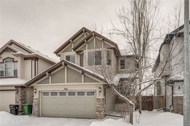 344 Eversyde Way SW, Calgary, AB T2Y 4R2 (#C4278407) :: Canmore & Banff