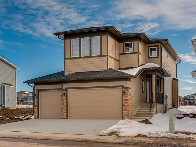 20 Ranchers Meadow, Okotoks, AB T1S 0P5 (#C4278410) :: The Cliff Stevenson Group