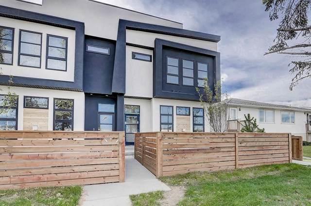 137 24 Avenue NE #2, Calgary, AB T2E 1W7 (#C4278414) :: Redline Real Estate Group Inc