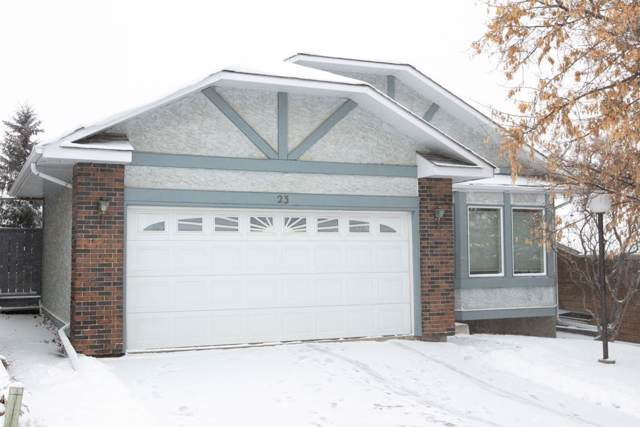 23 Sanderling Rise NW, Calgary, AB T3K 3B1 (#C4278415) :: Virtu Real Estate