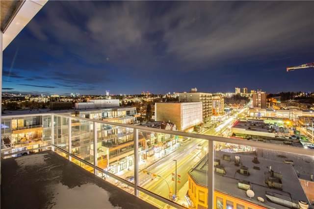1087 2 Avenue NW #807, Calgary, AB T2N 5B2 (#C4278422) :: Redline Real Estate Group Inc
