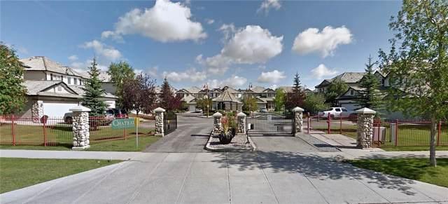 250 Rocky Ridge Drive NW #9, Calgary, AB T3G 4V8 (#C4278429) :: Redline Real Estate Group Inc