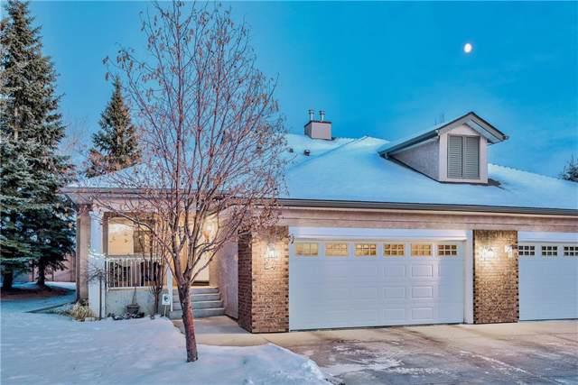 24 Straddock Villa(S) SW, Calgary, AB T3H 5C7 (#C4278437) :: Canmore & Banff