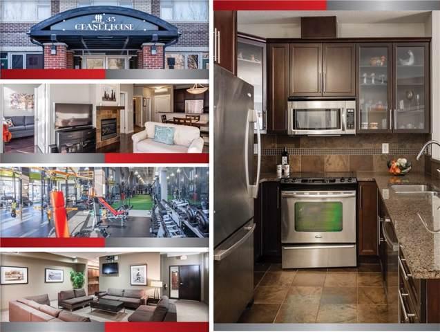 35 Inglewood Park SE #510, Calgary, AB T2G 1B5 (#C4278442) :: Redline Real Estate Group Inc