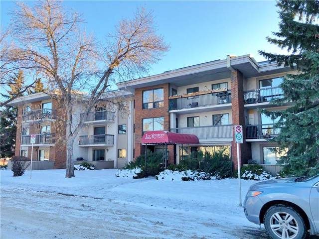 2611 1 Avenue NW #208, Calgary, AB T2N 0C5 (#C4278449) :: Canmore & Banff
