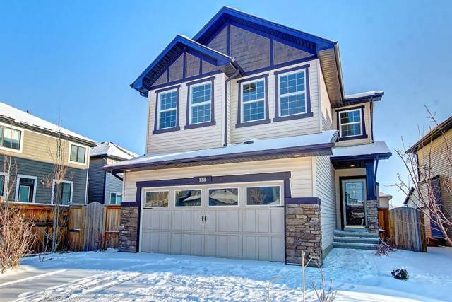 118 Sage Valley Road NW, Calgary, AB T3R 0J2 (#C4278452) :: The Cliff Stevenson Group