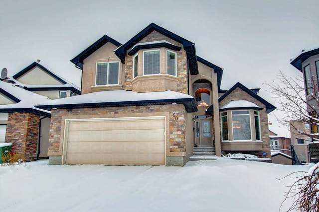 50 Everglade Way SW, Calgary, AB T2Y 4M9 (#C4278466) :: Canmore & Banff