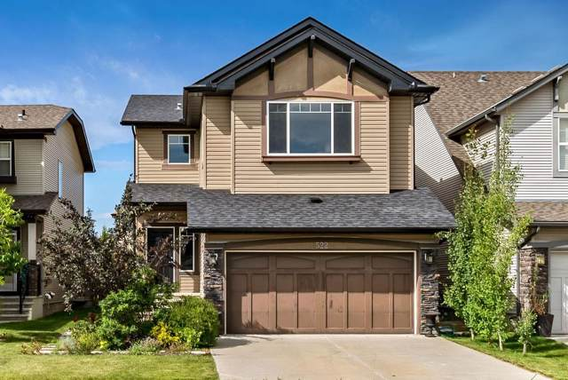 522 New Brighton Drive SE, Calgary, AB T2Z 0K1 (#C4278471) :: Canmore & Banff