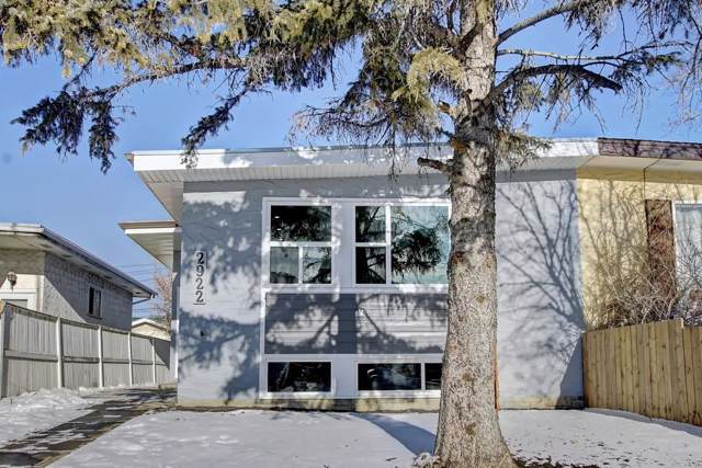 2922 Doverville Crescent SE, Calgary, AB T2B 1T9 (#C4278474) :: Redline Real Estate Group Inc
