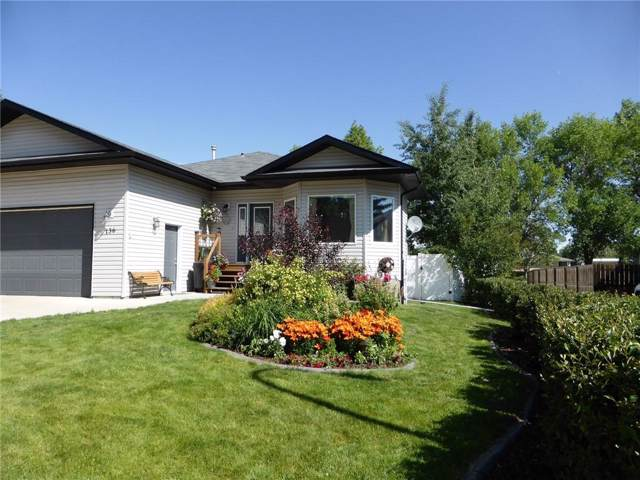 136 Allen Crescent, Vulcan, AB T0L 2B0 (#C4278480) :: Redline Real Estate Group Inc