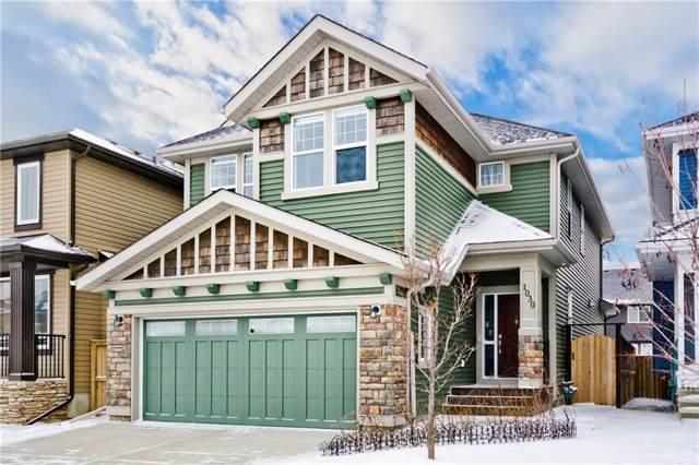 1030 Evanston Drive NW, Calgary, AB T3P 0K5 (#C4278488) :: Canmore & Banff