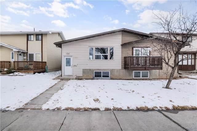 130 Bergen Road NW, Calgary, AB T3K 1H9 (#C4278494) :: Virtu Real Estate
