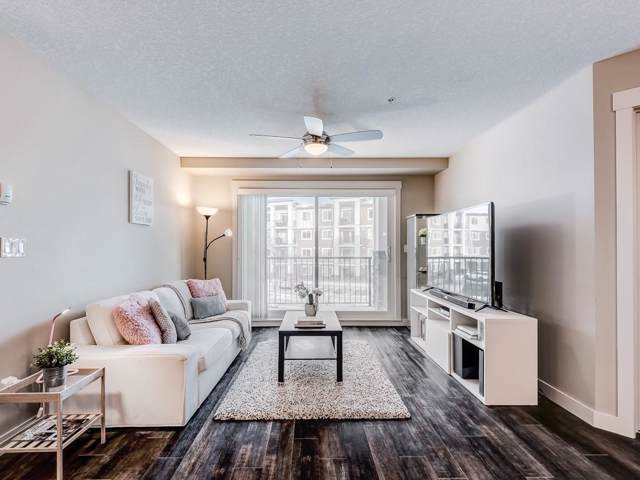 450 Sage Valley Drive NW #2108, Calgary, AB T3R 0J2 (#C4278499) :: The Cliff Stevenson Group