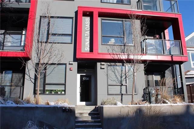 1734 11 Avenue SW #103, Calgary, AB T3C 0N4 (#C4278515) :: Redline Real Estate Group Inc