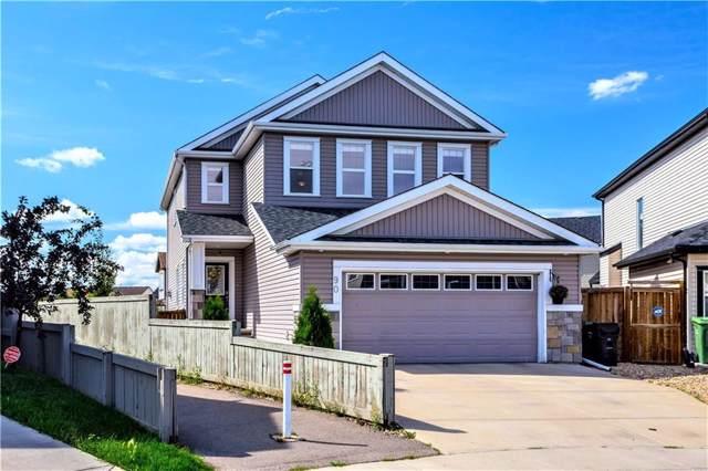 90 Copperstone Close SE, Calgary, AB T2Z 0P4 (#C4278537) :: Redline Real Estate Group Inc